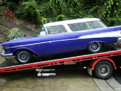 Classic Car Project Nomad #11