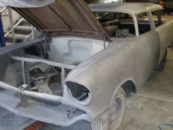 Classic Car Project Nomad #14