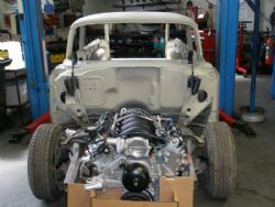Classic Car Project Nomad #16