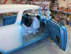 Classic Car Project Nomad #38
