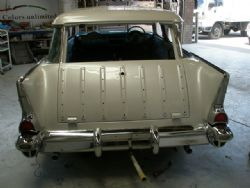 Classic Car Project Nomad #40