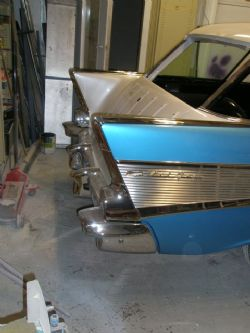 Classic Car Project Nomad #41