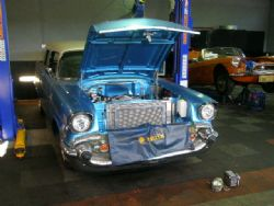 Classic Car Project Nomad #55