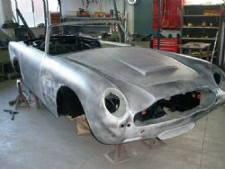 O & S Sports Car Restoration Pty Ltd